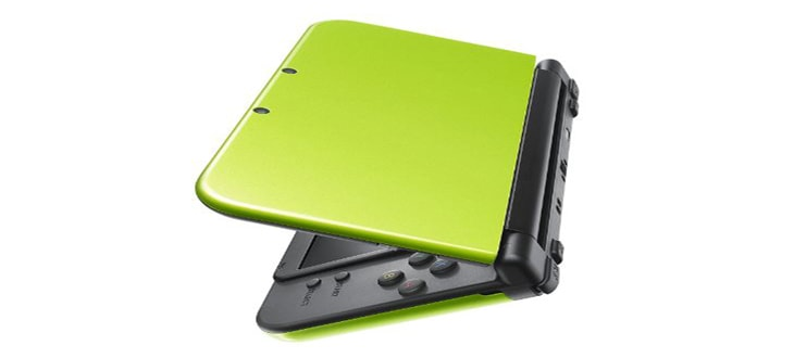 Nintendo 3DS XL Lime-Green от Amazon