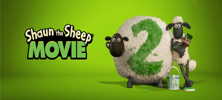Барашек Шон, Барашек Шон 2, Shaun the Sheep, Shaun the Sheep Movie, Shaun the Sheep Movie 2, Aardman