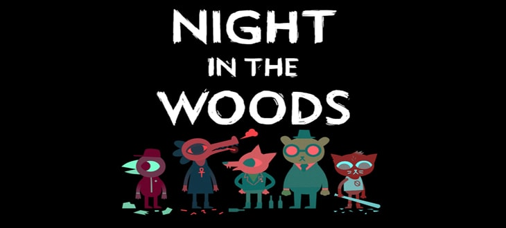 Ночь в лесу, Infinite Fall, Night in the Woods, Kickstarter, дата выхода, 2D игра