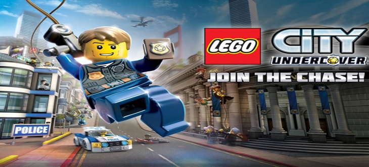 Lego City Undercover, Lego, Lego City, PC, game, игра, пк, лего,