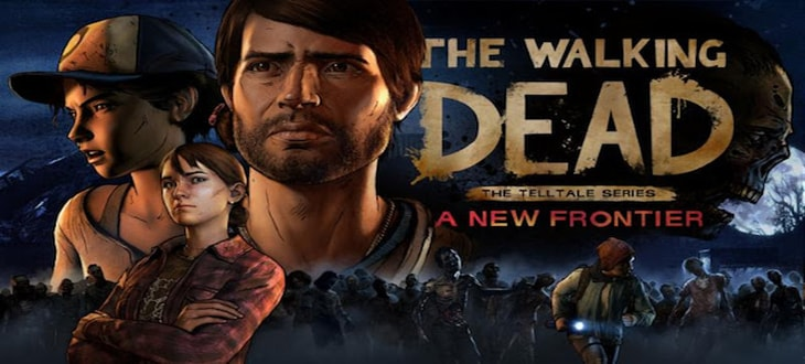 Walking Dead, The Walking Dead: Season Three, A New Frontier, Clementine, Telltale, Ходячие мертвецы, Клементина, зомби