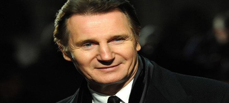 Лиам Нисон, The Trainer, Liam Neeson, тренер