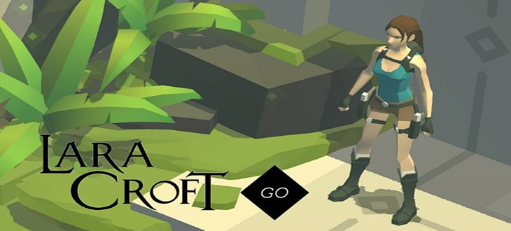 Лара Крофт, Tomb Raider, Playstation 4, PS Vita, Lara Croft, Lara Croft GO