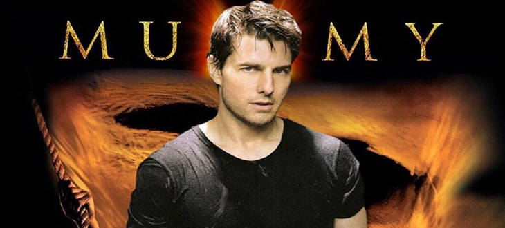 Том Круз, Мумия, тизер, Mummy, Tom Cruise