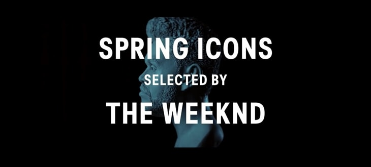 H&M The Weeknd