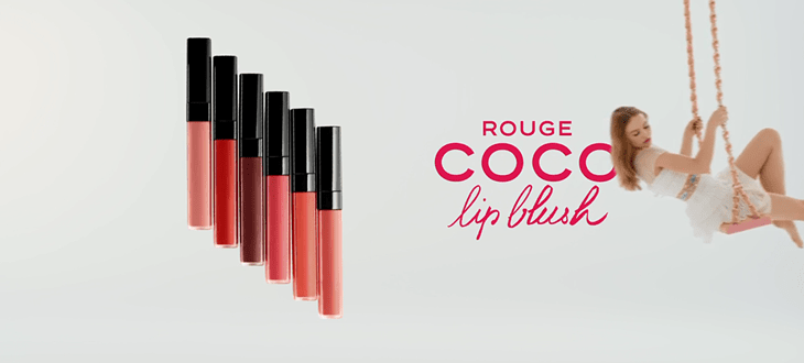 Chanel Rouge Coco Lip Blush