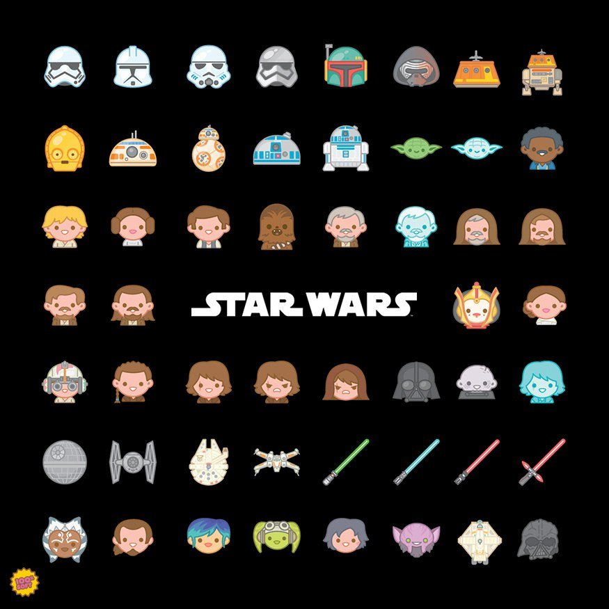 Star Wars fonts and letters  Font amp Text Generator