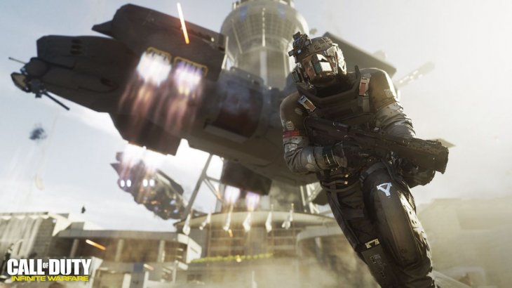 """Call of Duty: Infinite Warfare"" информация о ЗБТ и предзаказе"